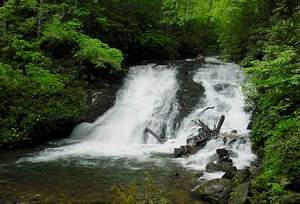 Indian Creek Falls, GSMNP